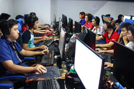 Bộ TT&TT sẽ không nhượng bộ với những game không phép cung cấp vào Việt Nam. Ảnh có tính minh họa Internet.