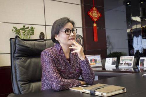 Zhou Qunfei, người sáng lập, CEO Lens Technology - Ảnh: Lens Technology.