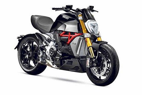 Ducati Diavel 1260 S.