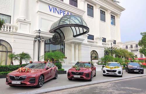Vinfast, Vinsmart mang về cho Vingroup doanh thu khủng trong quý 3