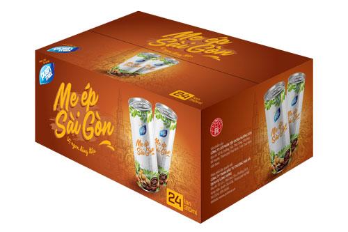 Sản phẩm Me ép Sài Gòn được phân phối rộng rãi tại các cửa hàng tạp hóa, hệ thống cửa hàng tiện lợi.