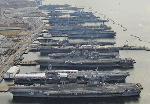 Chuyên gia Nga tiết lô, đây là nhà máy đóng tàu duy nhất ở Mỹ dành cho việc xây dựng và sửa chữa tàu sân bay hạt nhân. Chính vì vậy, một cuộc tấn công bằng tên lửa hành trình nhằm vào công trình này có khả năng tước đi toàn bộ tiềm năng về tàu sân bay của Mỹ, vì các tàu bị hư hỏng sẽ không còn chỗ nào để sửa chữa. Việc chế tạo tàu sân bay mới cũng sẽ trở nên bất khả thi.