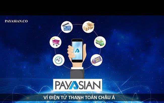 Ví điện tử PayAsian có dấu hiệu lừa đảo, hoạt động trái phép.