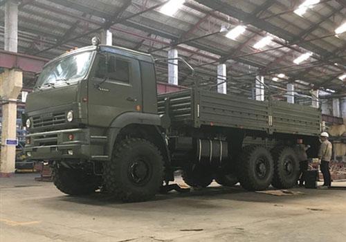 Xe tải quân sự cấp chiến lược KamAZ 65224