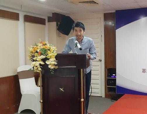 Ông Hiromitsu Kuwahara - Giám đốc điều hành Doreming châu Á