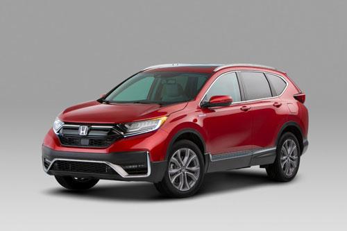 2. Honda CR-V Hybrid 2020.