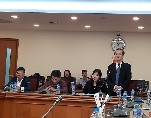 Ông Nguyễn Hữu Đoan - Chủ tịch Hiệp hội Doanh nghiệp Hải Dương