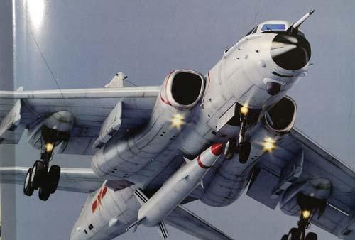 Báo chí Trung Quốc 'tự sướng' về khả năng của oanh tạc cơ H-6N: sự thật không phải thế