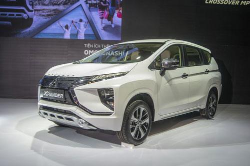 Vì sao Mitsubishi Xpander được khách Việt ưa chuộng nhất?