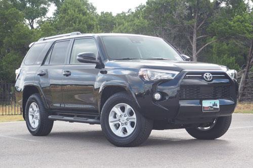 7. Toyota 4Runner 2020.