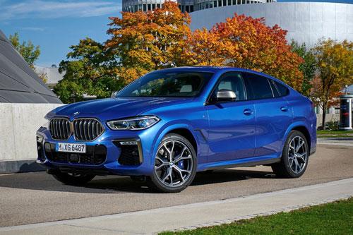 BMW X6 M50i 2020.