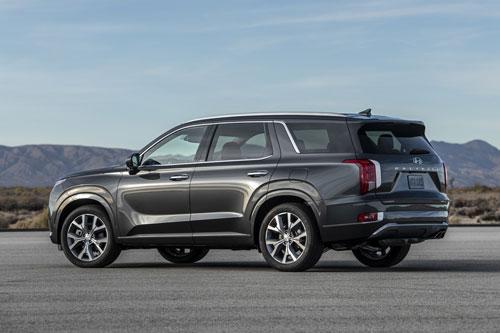8. Hyundai Palisade 2020.