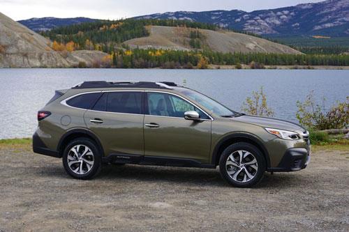 9. Subaru Outback 2020.