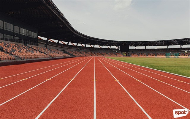 ẢNH: Chiêm ngưỡng khu thể thao phức hợp hiện đại của SEA Games 30 - Ảnh 2.
