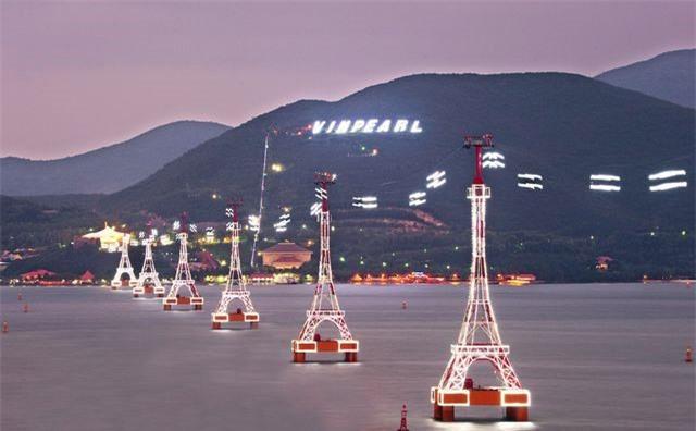 Trải nghiệm vui chơi giải trí đỉnh cao tại Vinpearl Land Nha Trang, mảnh đất của những kỷ lục