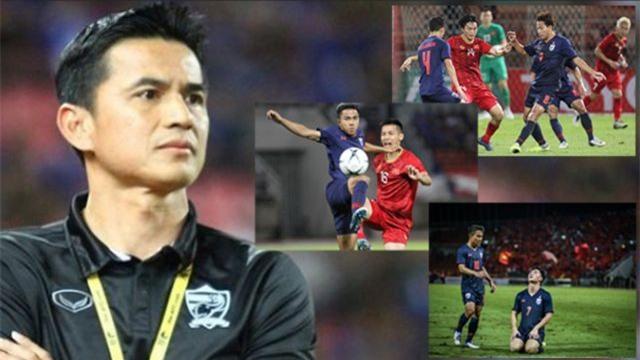 HLV Kiatisuk chê lối chơi của đội tuyển Việt Nam - 1