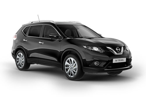 Nissan X-Trail V-series.