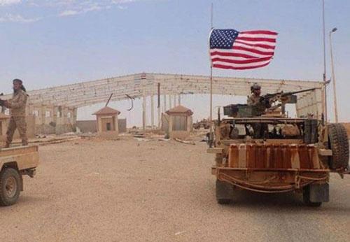Binh sĩ quân đội Mỹ ở Syria