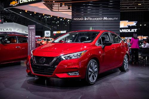 Nissan Sunny 2020 giá từ 382 triệu đồng, cạnh tranh Toyota Vios