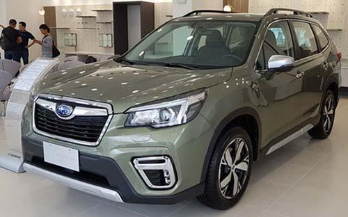 Subaru Forester 2019.
