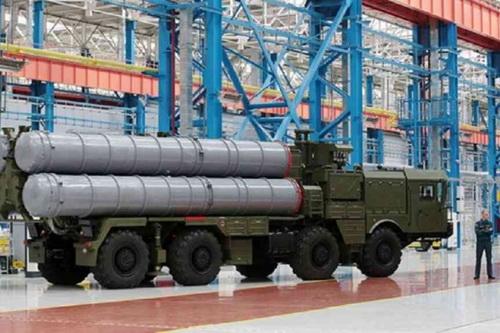 Ấn Độ khó lòng nhận được tổ hợp S-400 Triumf đầu tiên trước năm 2025. Ảnh: RIA Novosti.