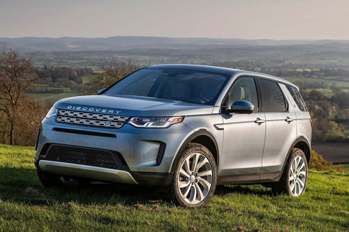 10. Land Rover Range Rover Discovery 2020 (giá khởi điểm: 52.300 USD).