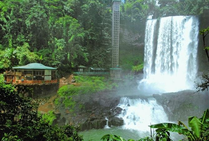 TP. Bảo Lộc được thiên nhiên ưu đãi nhiều lợi thế để phát triển du lịch sinh thái nghĩ dưỡng (Ảnh: TL)