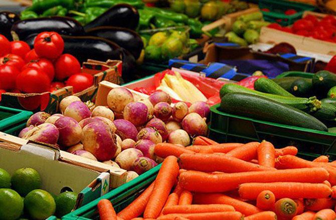 Xuất khẩu rau quả tăng mạnh.