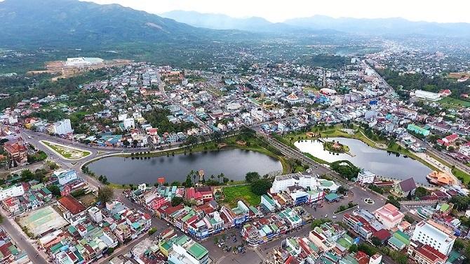 Bảo Lộc là thành phố còn nhiều dư địa để phát triển của Lâm Đồng nói riêng và Nam Tây Nguyên nói chung (Ảnh: TL)