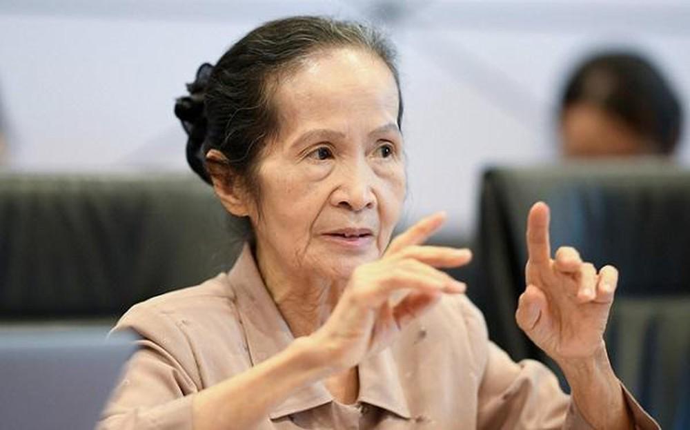Chuyên gia kinh tế Phạm Chi Lan. (Ảnh: TTT)