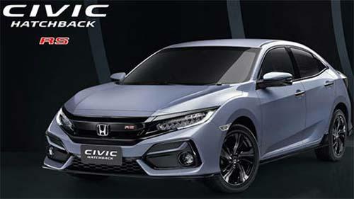 Honda Civic RS 2020.