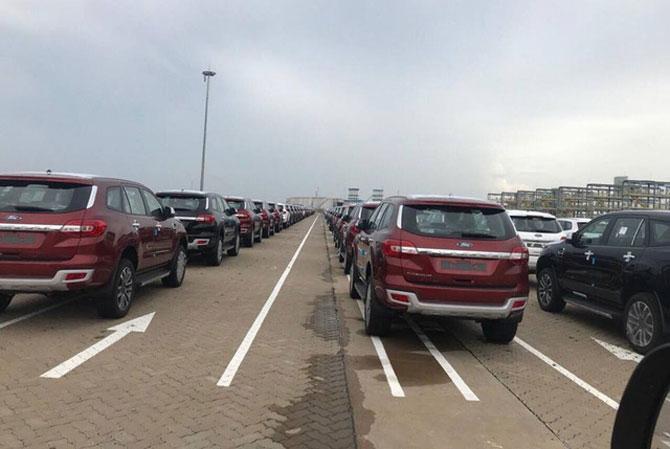 Hải quan TP.HCM hụt thu 5.600 tỷ đồng vì xe không thuế.