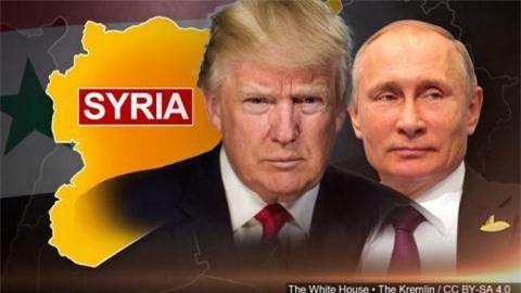 Tuyen bo dau mo Syria thuoc ve nguoi Syria: Chuan muc Nga