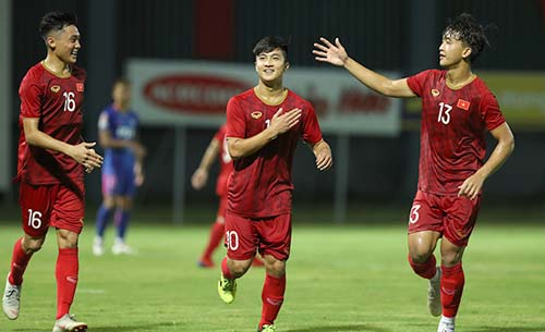 Martin Lo bị loại khỏi U22 Việt Nam trước thềm SEA Games 30.