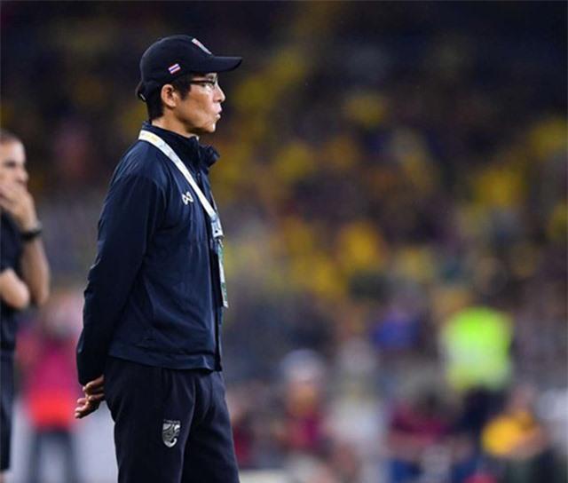 Ông Nishino đang gặp áp lực phải giúp Thái Lan thành công như thời Kiatisak
