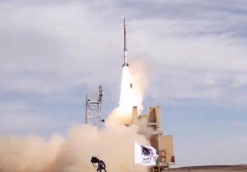 Tác chiến điện tử ép tên lửa khủng David's Sling hạ cánh?