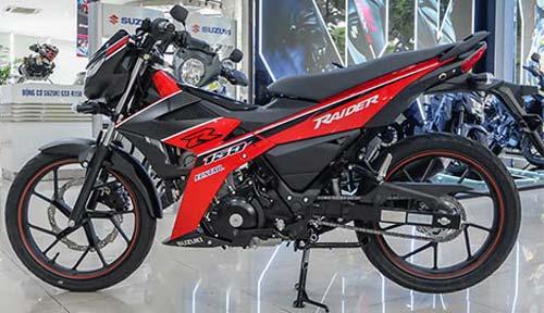 Suzuki Raider FI 2019.
