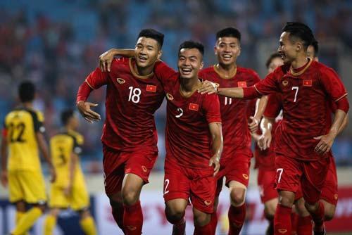 U22 Việt Nam đặt mục tiêu giành HCV tại SEA Games 30. Ảnh: Vietnamnet.