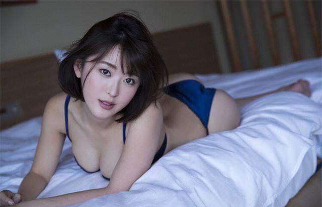 Sở hữu kho tàng ảnh sexy trên mạng, hot girl siêu vòng một của Nhật Bản bất ngờ trở nên nổi tiếng - Ảnh 14.