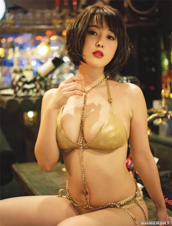 Sở hữu kho tàng ảnh sexy trên mạng, hot girl siêu vòng một của Nhật Bản bất ngờ trở nên nổi tiếng - Ảnh 4.