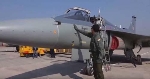 Tejas Mark II được coi là bước tiến lớn của ngành sản xuất quốc phòng Ấn Độ. Ảnh: Topwar.