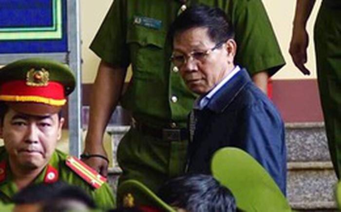 Cựu Trung tướng Phan Văn Vĩnh