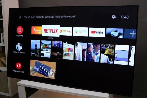 Netflix được tích hợp sẵn trên các kho ứng dụng trên Smart TV của nhiều hãng. Nguồn ảnh: Internet