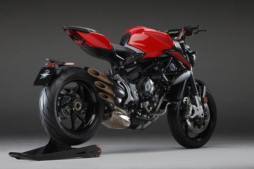 2. MV Agusta Brutale 800 Rosso 2020.