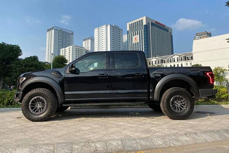 Siêu bản tải Ford F-150 Raptor 2019 hơn 4 tỷ ở Hà Nội