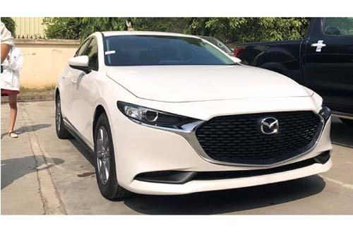 Cận cảnh Mazda3 2020 phiên bản rẻ nhất ở Việt Nam