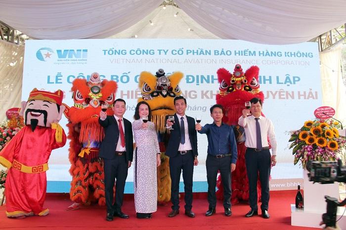 VNI vừa ra mắt Công ty thành viên thứ 35 tại Hải Phòng