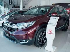 7 mẫu ôtô Honda giảm giá mạnh tại Việt Nam