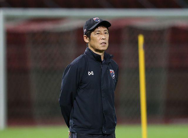 HLV Akira Nishino tự tin về sức mạnh của đội tuyển Thái Lan