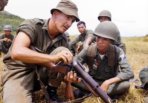 Loạt vũ khí lính Mỹ vừa nhìn là nghĩ ngay tới chiến tranh Việt Nam